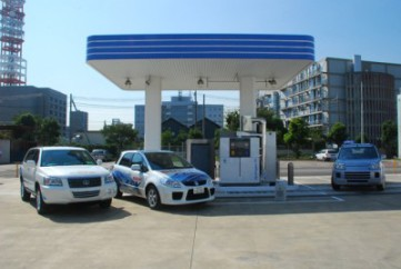 hydrogen station
